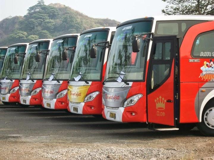 Tips Memilih Bus Pariwisata yang Baik