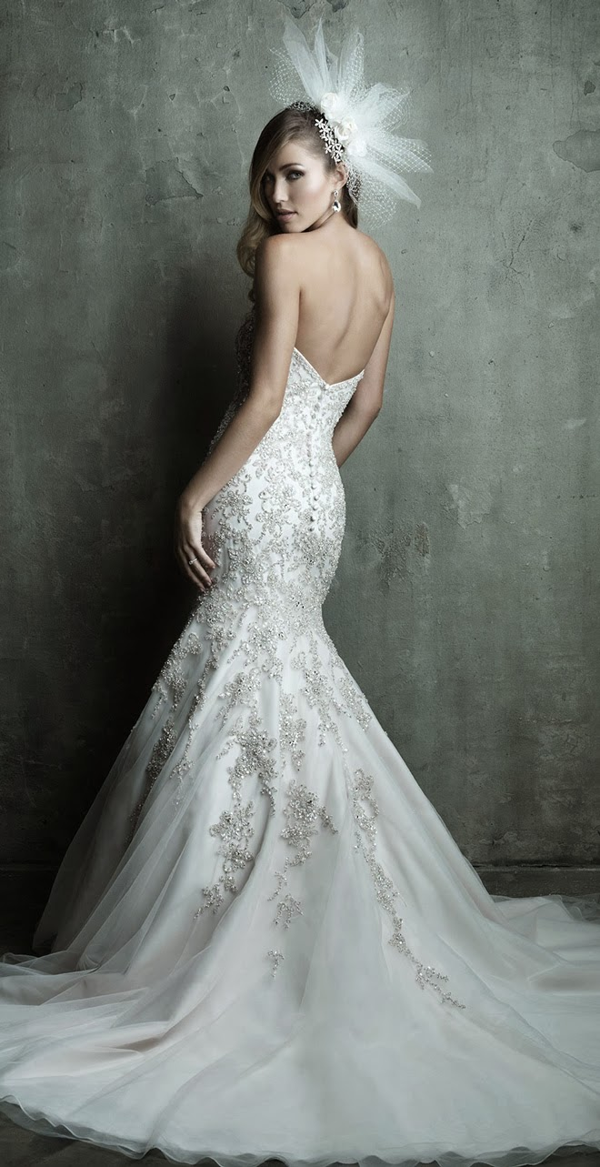 Wedding Dresses Fitted 42 Fancy Soft and sweet this