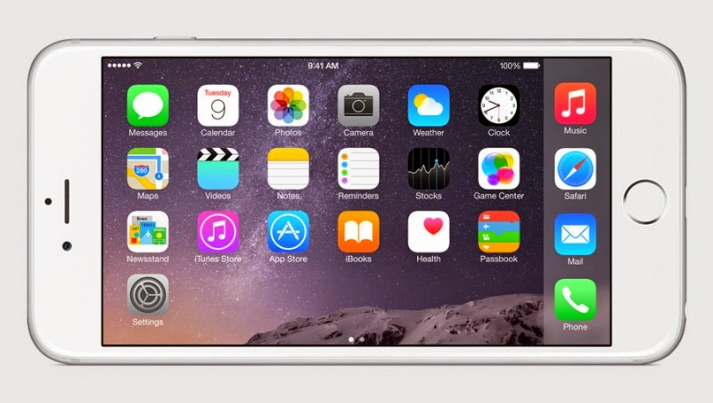 screenshot iphone 6 plus