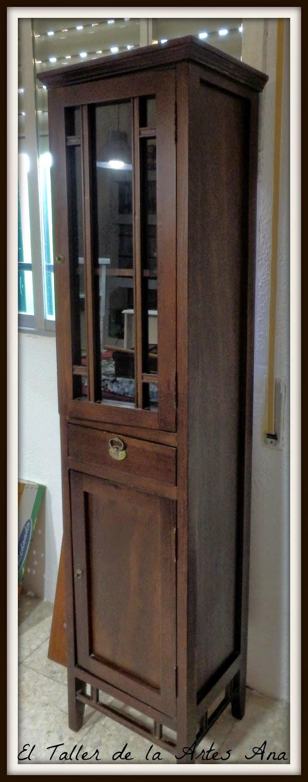 Vitrina para el ba o decoracion - Decoracion de vitrinas ...