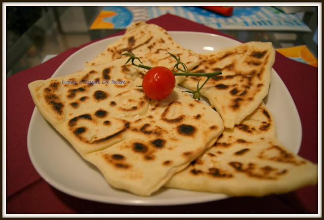 cheese naan dell'ultimo minuto