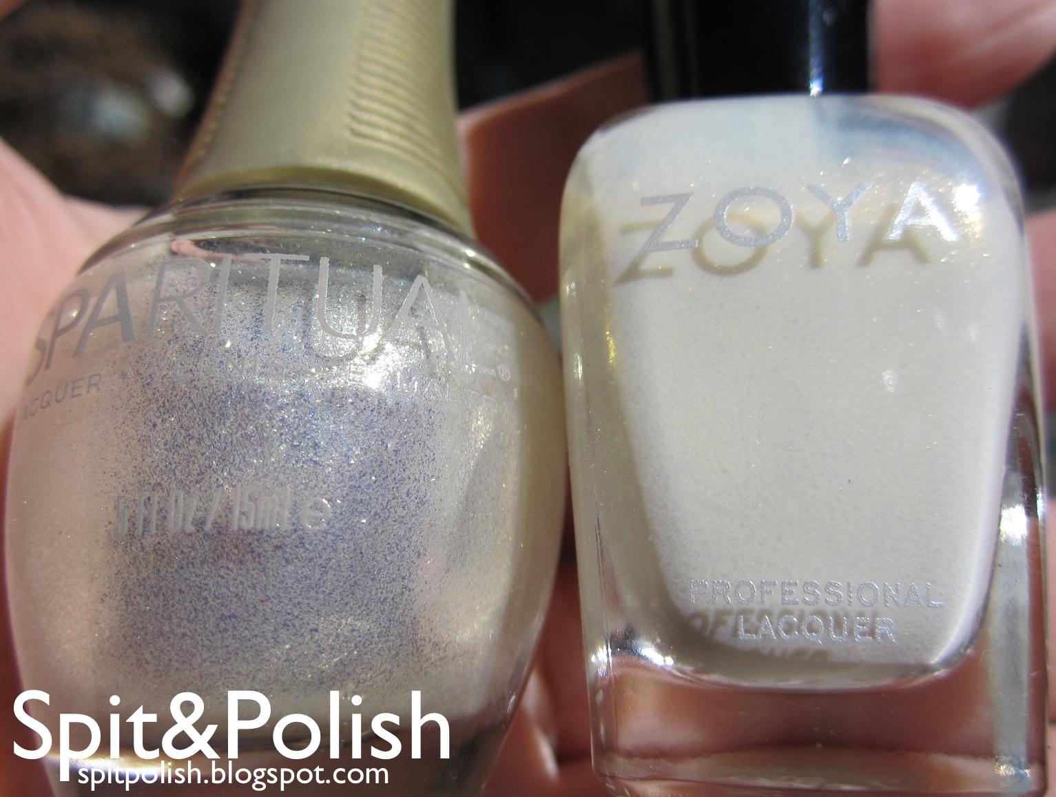 Zoya Nail Polish Vancouver - Absolute cycle