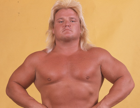 Between 1970 And 1984, Greg Valentine Shuffled Between Various Independent  Promotions, The NWA And The WWWF. He Feuded With Wahoo McDaniel (breaking  His ...