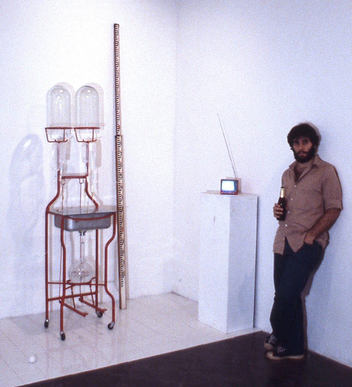 Dielectronhidromômetro EH 2803 série Adjetos 1987 Expo Galeria ArtEspaço
