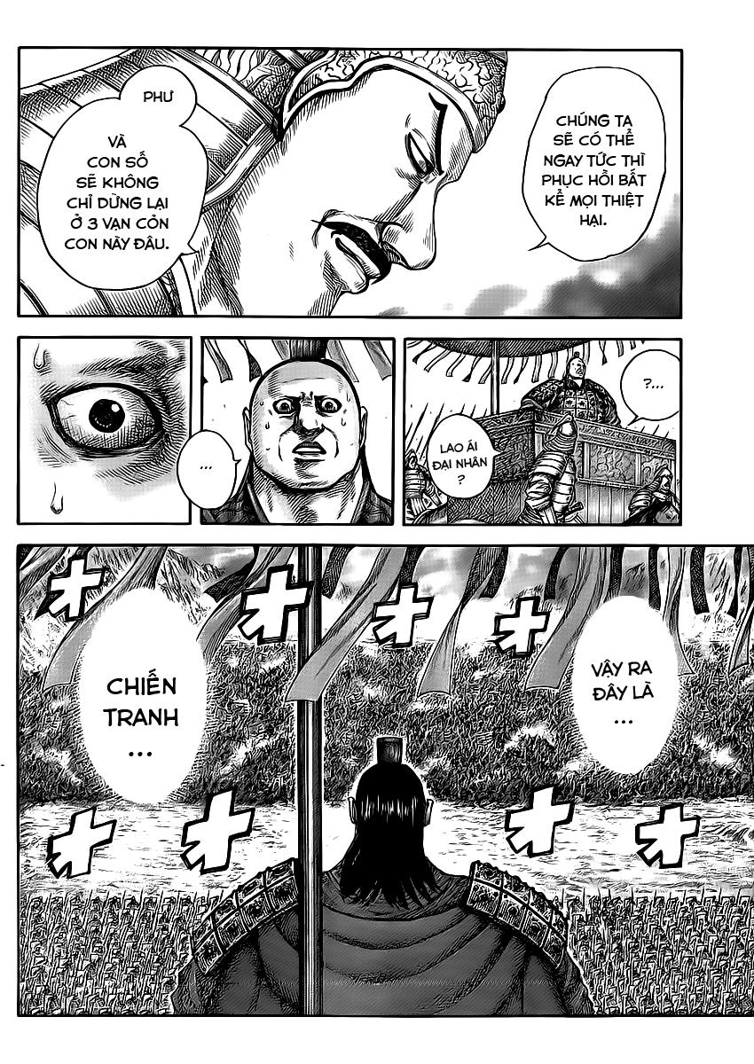 Kingdom - Vương Giả Thiên Hạ Chapter 414 !!!! page 10 - IZTruyenTranh.com