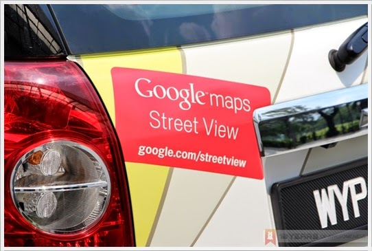 Perlu Ke Google Street View Malaysia ?