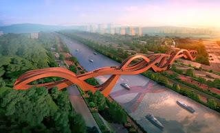 Jambatan beralun