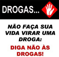 Drogas? to fora