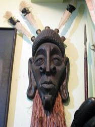 Mask by Lepden Jamir