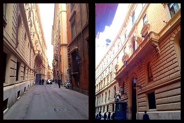 Palazzo S. Macuto w Rzymie