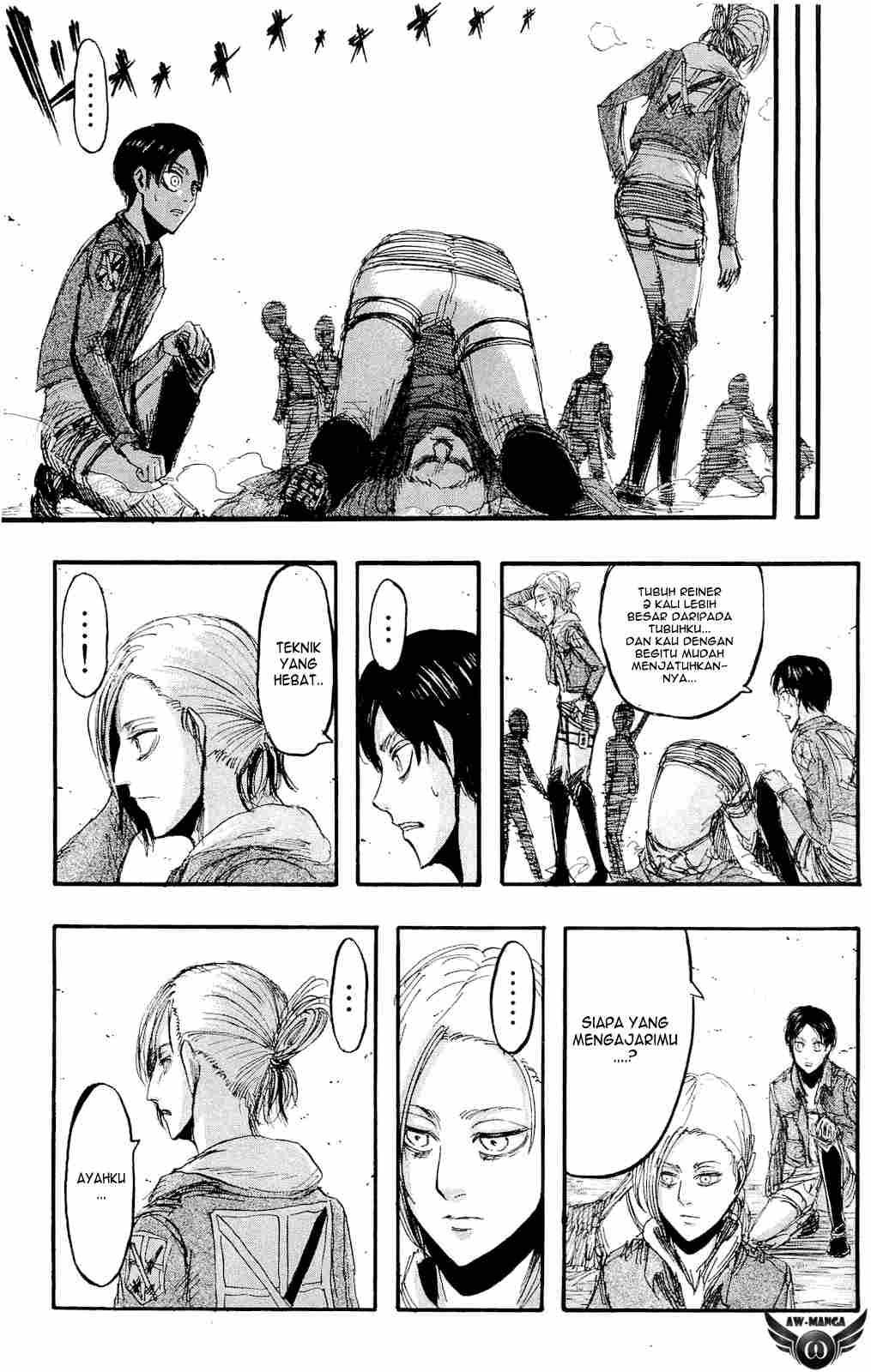 Komik shingeki no kyojin 017 - ilusi dari kekuatan 18 Indonesia shingeki no kyojin 017 - ilusi dari kekuatan Terbaru 17|Baca Manga Komik Indonesia|