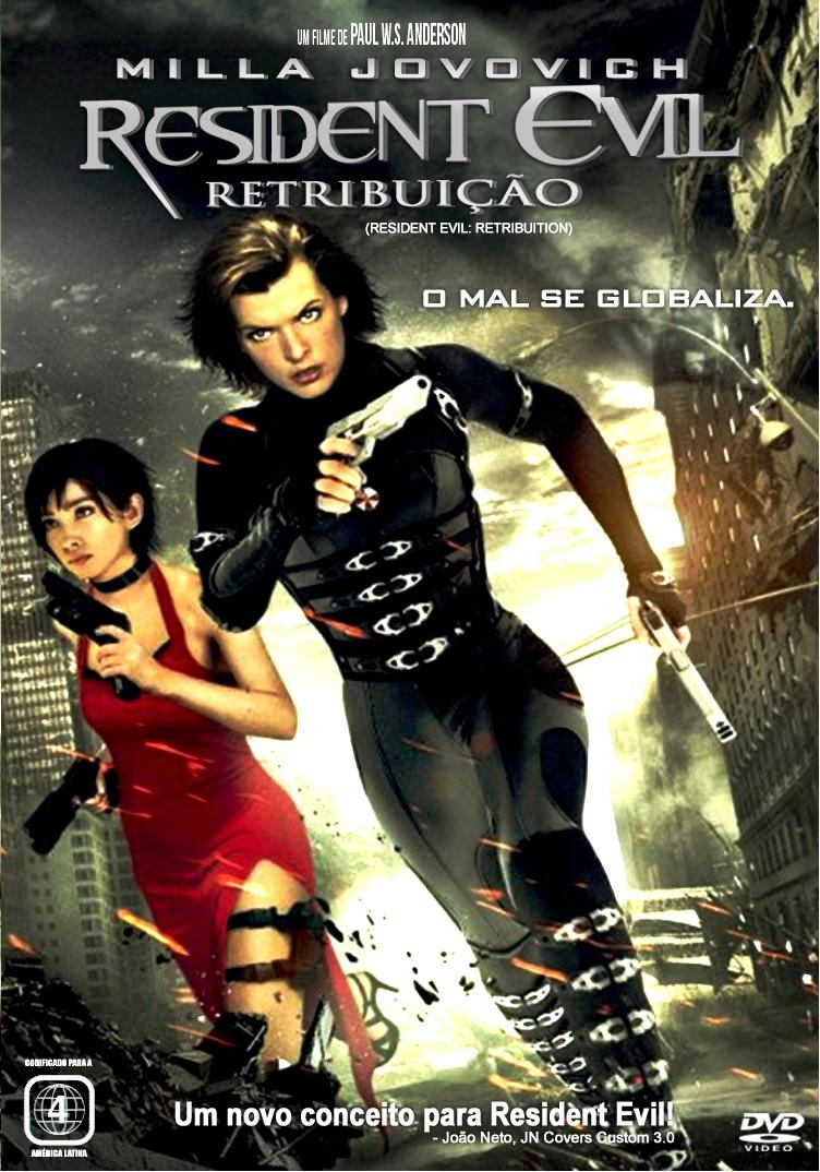 Resident Evil 5: Retribuição – Dublado (2012)
