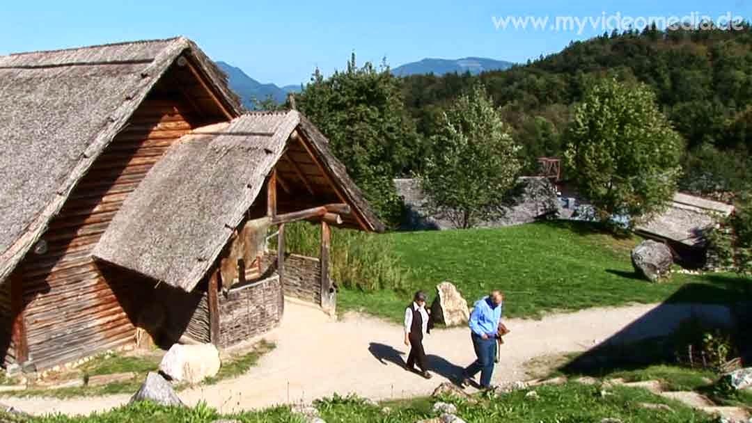 Celtic Village in Hallen - Bad Dürrnberg