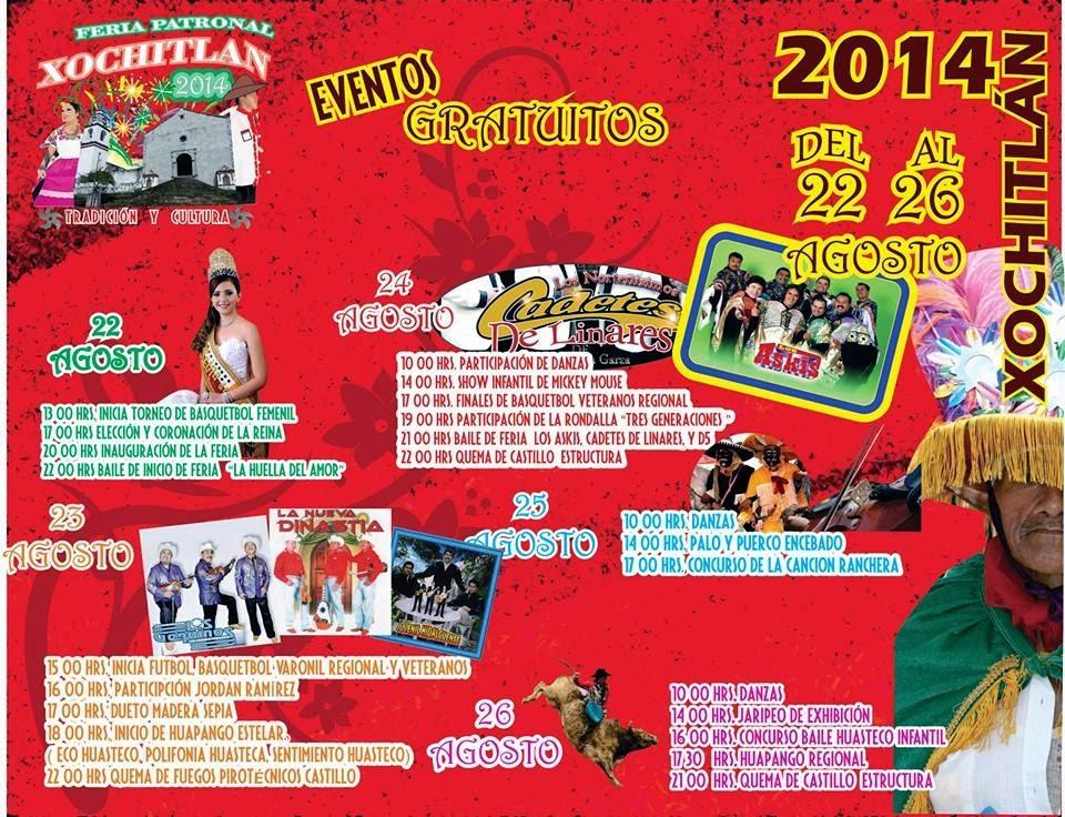 Visitar Xochitlan Puebla