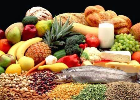 الحبوب و الخضر و الفواكه لصحة المبيضين