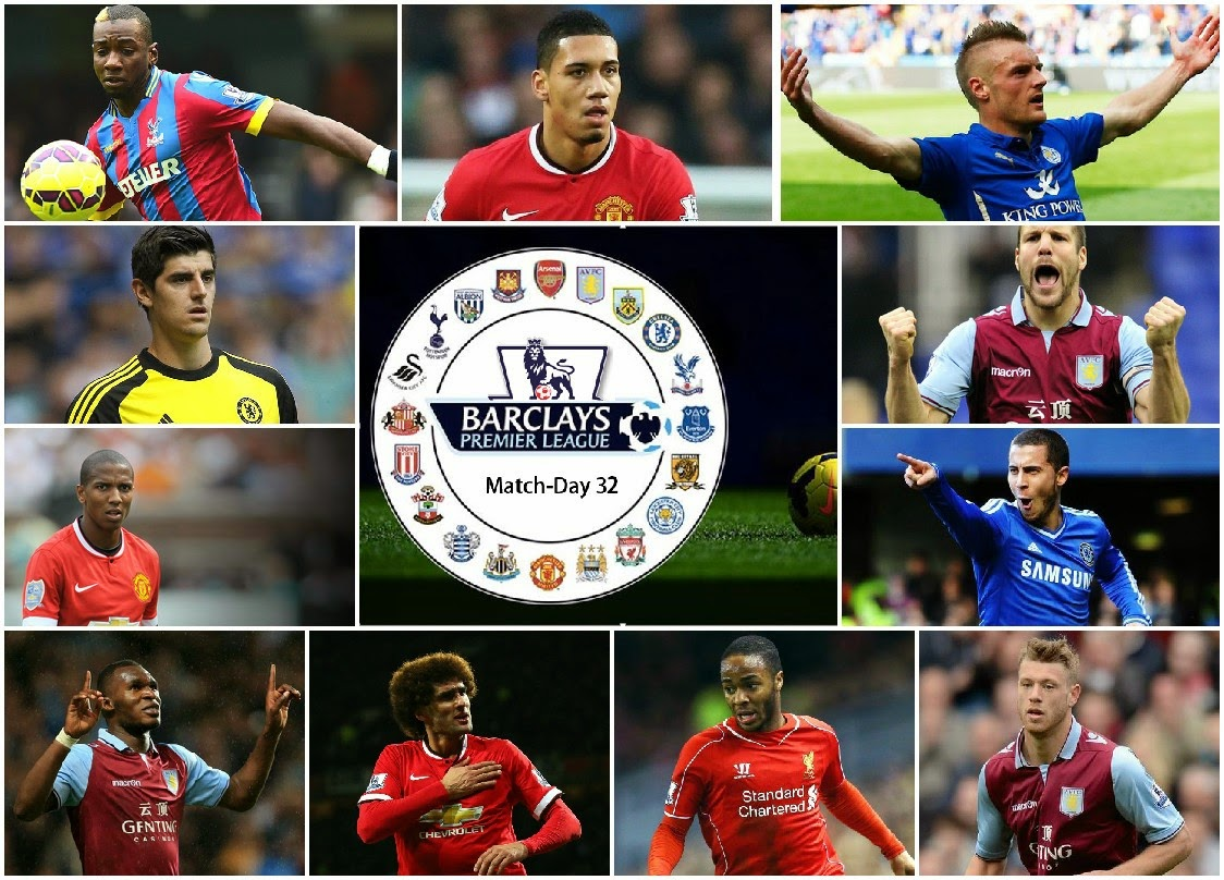 Premier League Team of the Week: Matchday 32