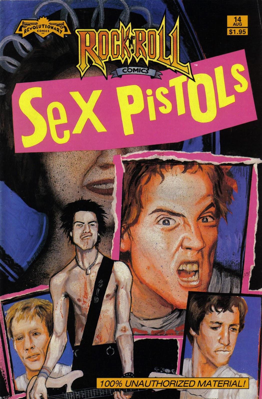 Состав sex pistols 1 фотография