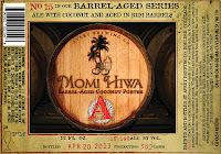 Avery Momi Hiwa Coconut Porter