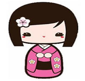 ... Boneka Jepang Lucu dari Kain Flanel | Tutorial Kerajinan Tangan