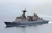 Chungmugong Yi Sun-shin class destroyer