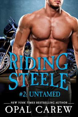 Reveiw: Riding Steele #2: Untamed by Opal Carew