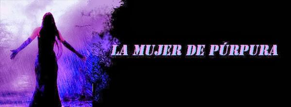 LA  MUJER DE PÚRPURA