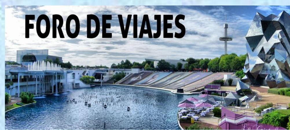 FORO DE VIAJES