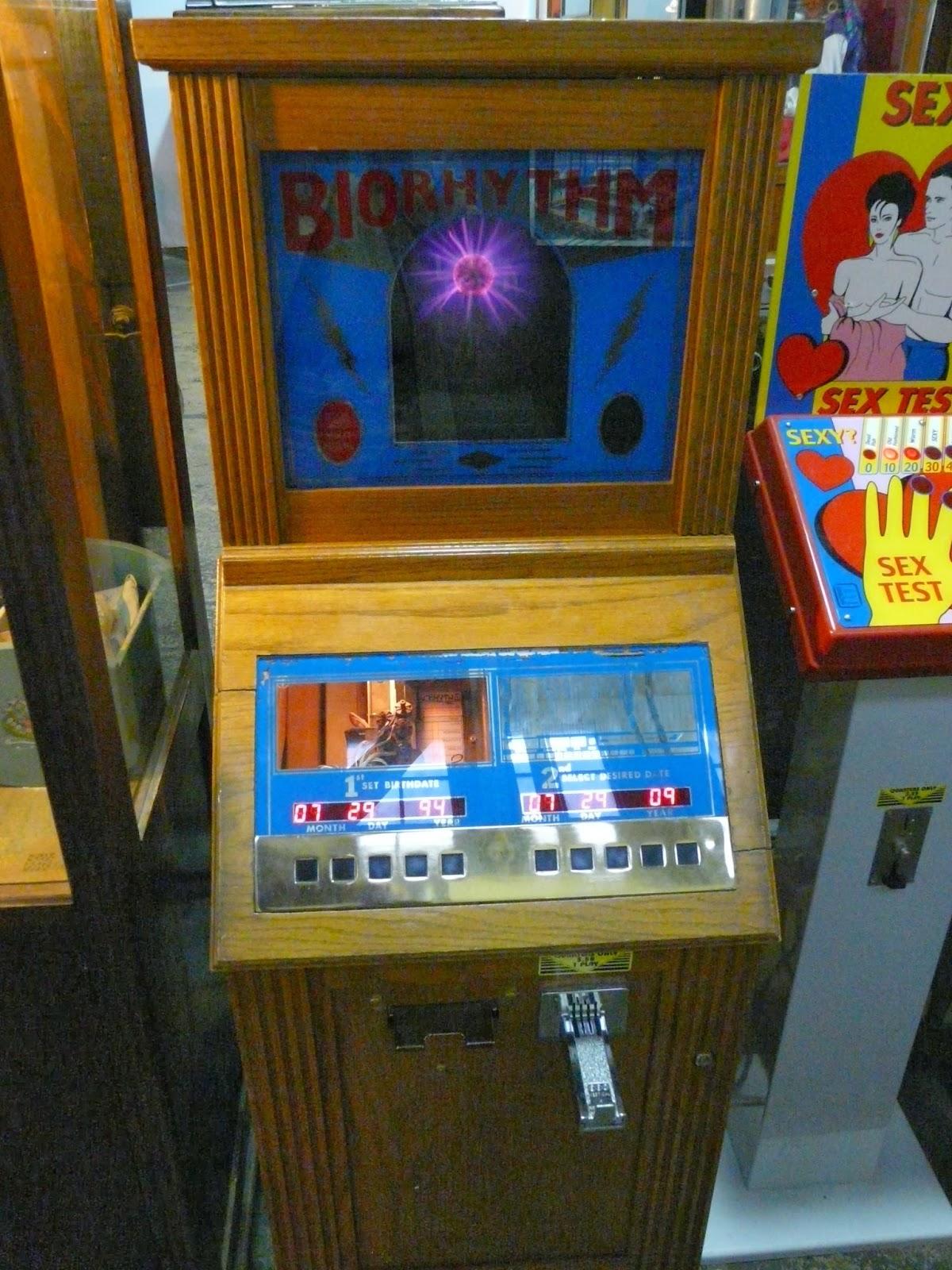 biorhythm machine