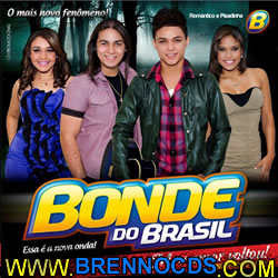 Bonde do Brasil - Cd Meu Amor Voltou 2013
