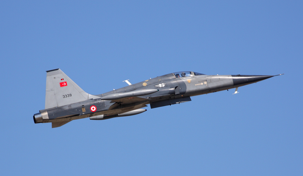 Images From The Anatolian Eagle 2012 Exercise | Global Military Review Air Force Fighter Jets