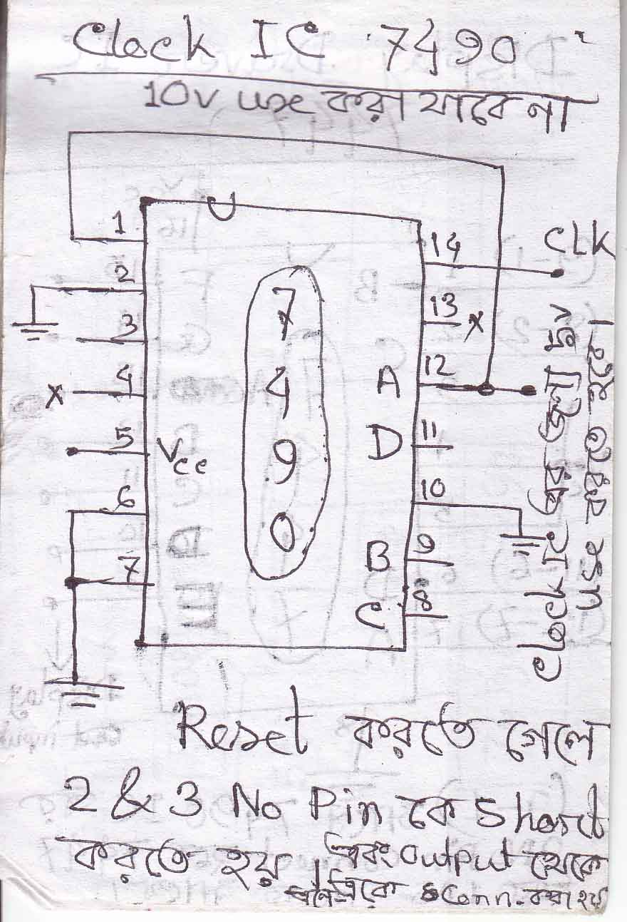 hobby in electronics  stepper motor rotation   172 5 degree angle   without any microcontroller