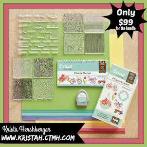 "We have 3 Cricut Cartridge Bundles!!  Check out our newest ""FLOWER MARKET"" Cricut cartridge! :"