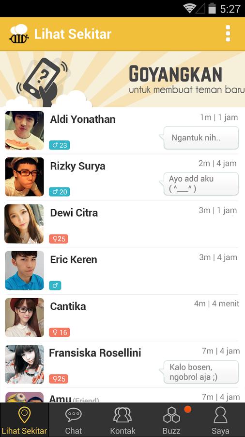 Beetalk Aplikasi Chatting Unik Terbaru di Android