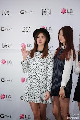 EXID LG Junghwa