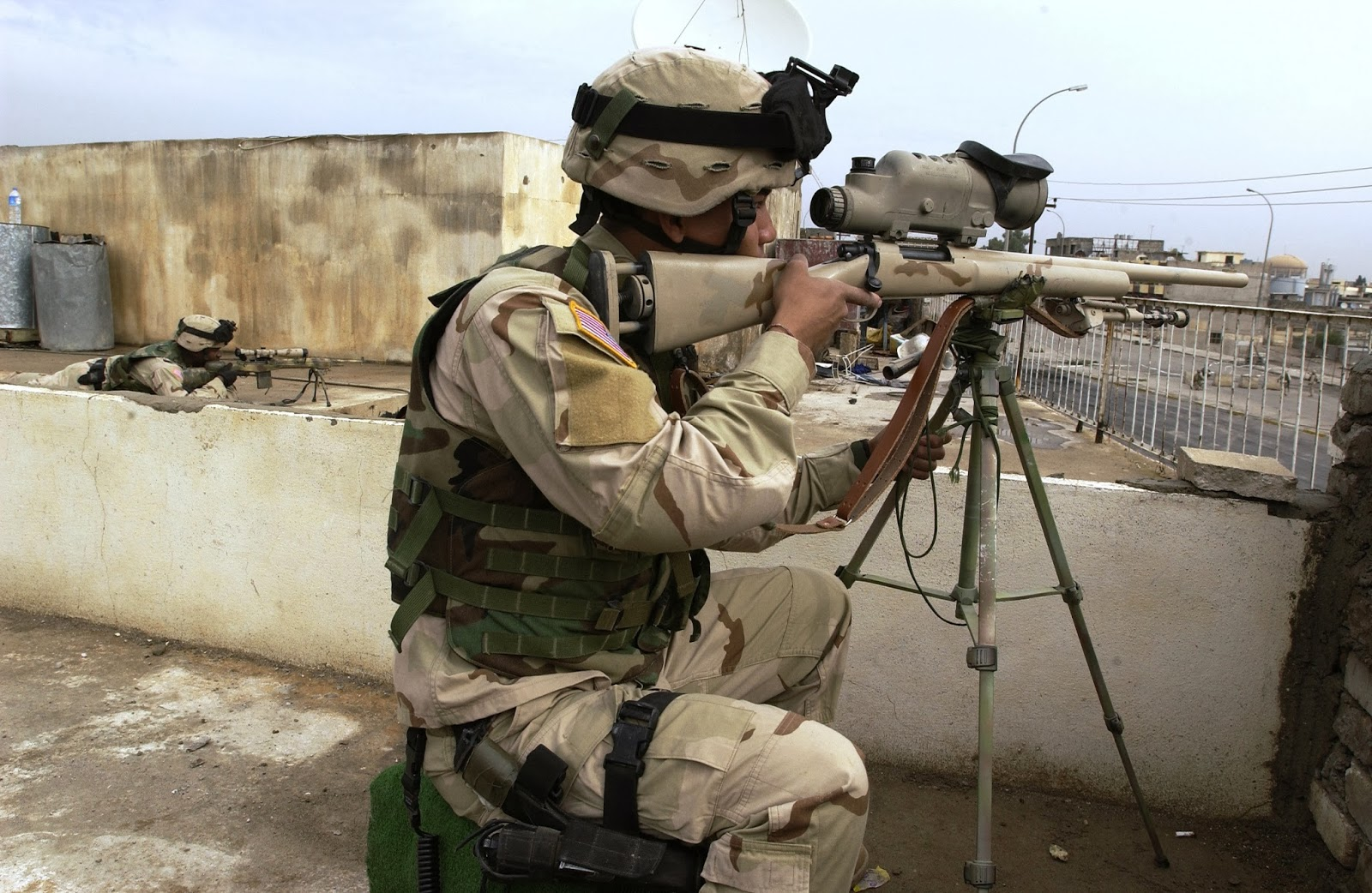 Us+Army+Sniper+Rifle ... 62 × 51mm Suppressed American Sniper Rifle ... M110 Sniper Rifle Suppressed