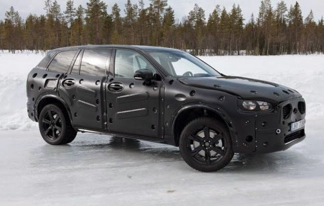 Volvo Xc90 2016 Release Date