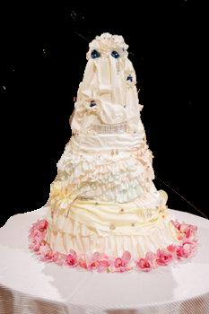 Скъпа Сватбена Торта