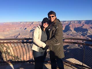 grand canyon borda sul, arizona, estados unidos