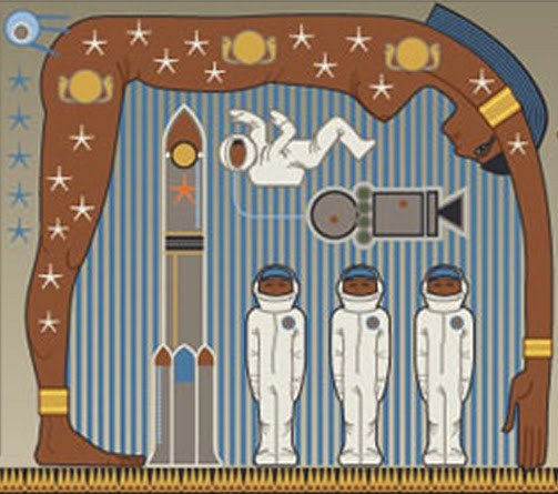 04-Anton-Batov-Illustrations-of-Modern-Egyptian-Hieroglyphs-www-designstack-co