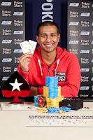 Zimnan Ziyar campeón winner ept Loutraki