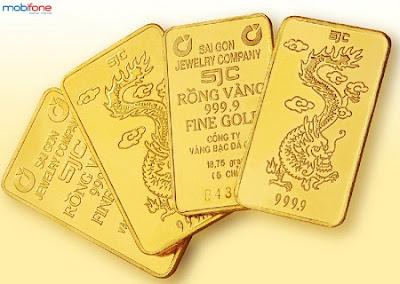 Cơ hội nhận 20 lượng vàng SJC 9999