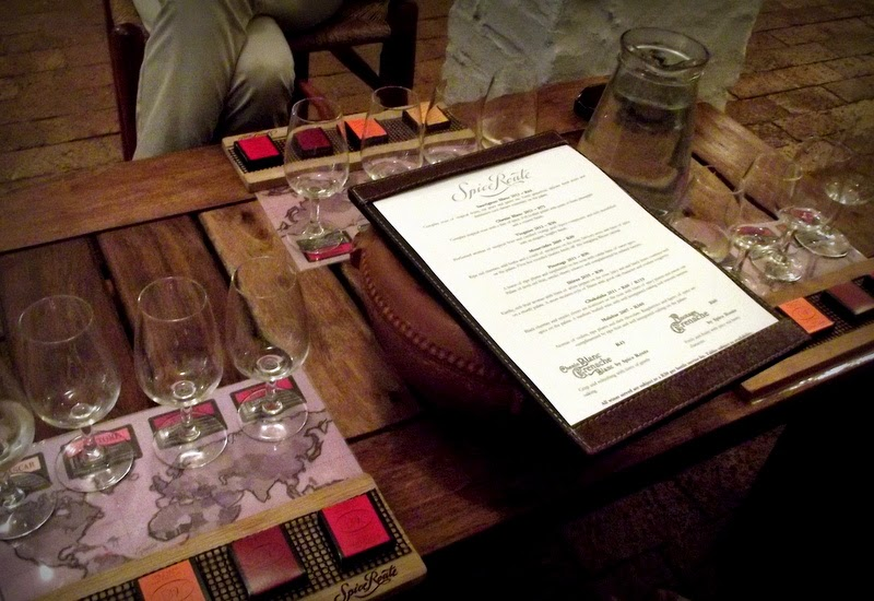 Spice Route wine - Western Cape, South Africa