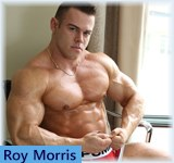 Roy Morris - PowerMen, Raw Muscle