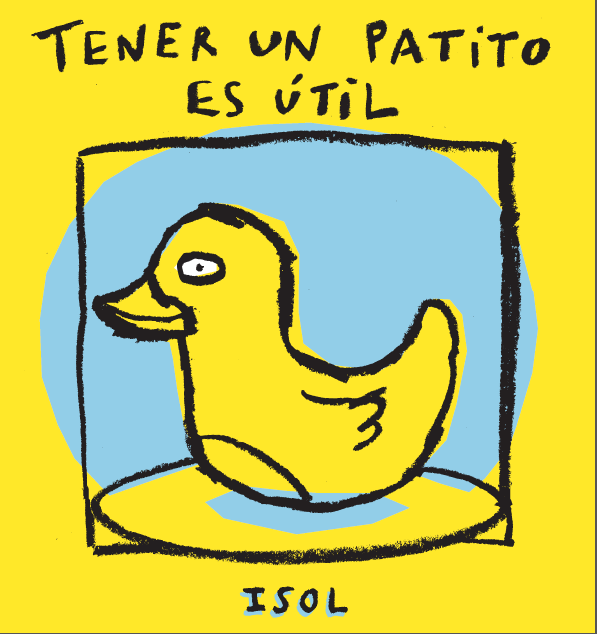 ISOL-TENER UN PATITO