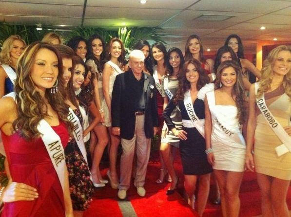 Miss Venezuela 2011 Candidates Contestants Delegates