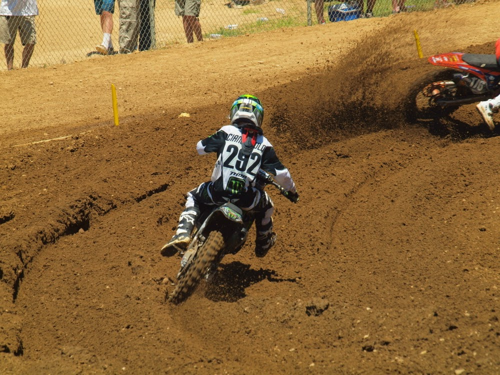Adam Cianciarulo - Budds Creek 2013