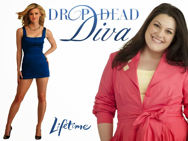 Pretty little things and my tv series obsession continues - Drop dead diva 7 ...