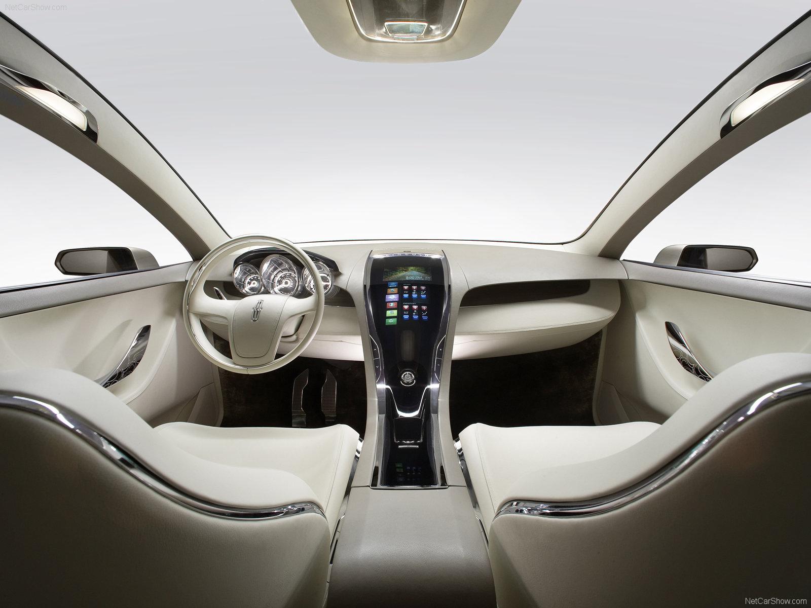 Hình ảnh xe ô tô Lincoln MKT Concept 2008 & nội ngoại thất