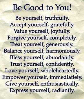 Quotes - Be good to you
