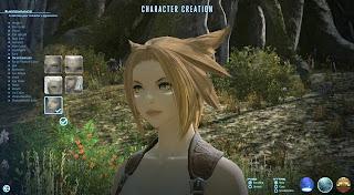 final fantasy xiv a realm reborn character creator screen 2 Final Fantasy XIV: A Realm Reborn   Character Creator Screenshots